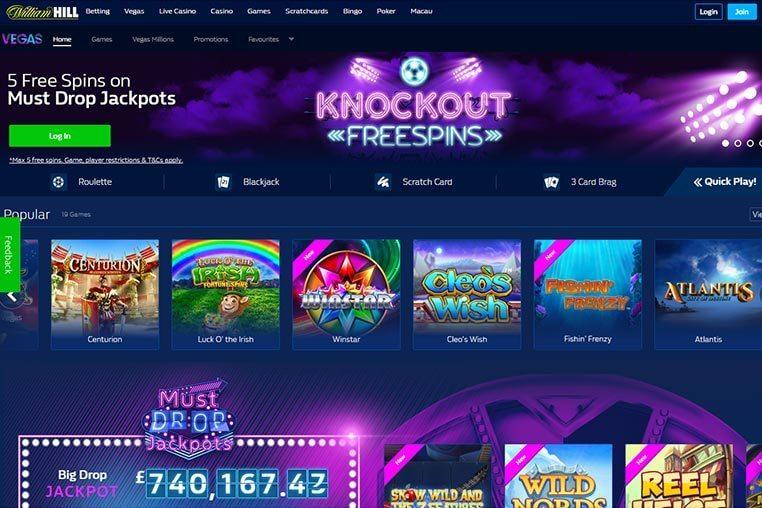 William Hill Casino Sign Up Promo Code