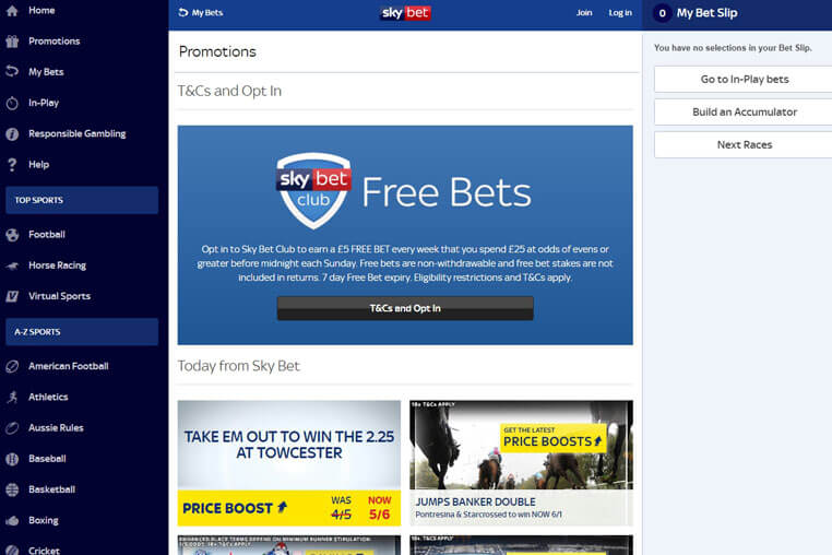 Sky Bet casino bonus codes that give players incredible rewards