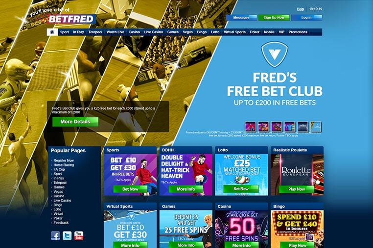 Betfred Promo Codes for 2020 Players Can Gain
